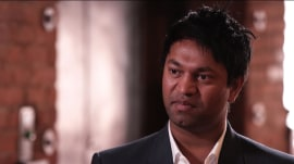 'Lion' inspiration Saroo Brierley went through 'hell on Earth' before reuniting with his mother