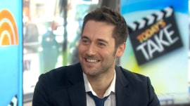 Is Ryan Eggold nervous to star in 'Blacklist: Redemption'? 'I'm freaking out.'