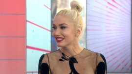 Gwen Stefani: It's hard remain impartial as a judge on 'The Voice'