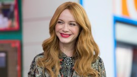 Christina Hendricks talks 'Fist Fight,' acting with Ice Cube