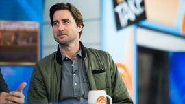 Luke Wilson on animated comedy 'Rock Dog' and reuniting with Tracy Morgan