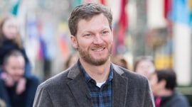 Dale Earnhardt Jr. credits wife for encouraging him through concussion