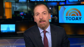 Chuck Todd: 'This is a White House that doesn't like to admit mistakes'