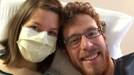 Rare disease makes woman allergic to everything, including her husband