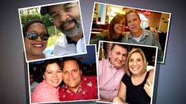 As they reveal how they met, these couples will renew your faith in love