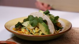 How to make chef Marcus Samuelsson's Leftover Breakfast Tacos