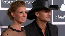 Tim McGraw and Faith Hill are making their first album together