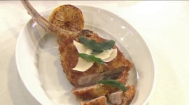 Veal saltimbocca: Giada shows how to make it restaurant-style