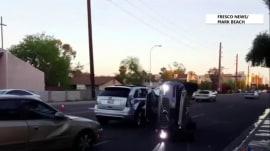 Uber suspends self-driving car program after collision