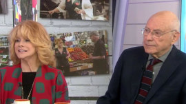 Alan Arkin: Making 'Going in Style' with Ann-Margret was often 'embarrassing'