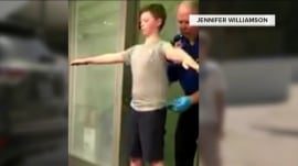Teen and mom speak out about invasive TSA pat-down