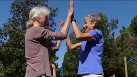 Meet the 'super-agers' who defy the effects of old age