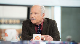Richard Dreyfuss talks about racially charged drama 'Shots Fired'