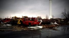 Tornadoes tear across Midwest, leaving at least 3 dead