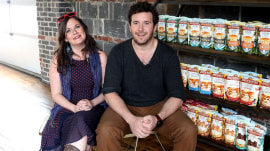 Meet 2 couples who found sweet success in specialty foods