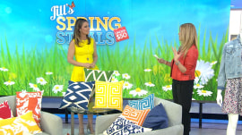 Frog Hill pillows, Gap clothes, more: Jill's spring steals for $50 or less