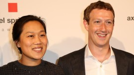 Mark Zuckerberg and wife Priscilla Chan are expecting second girl