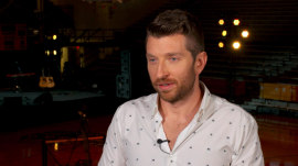 See how country superstar Brett Eldredge gives back to his hometown