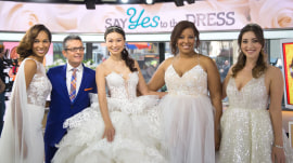 See 2017 wedding gown trends from the host of 'Say Yes to the Dress'