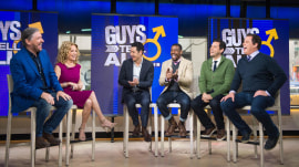 Is the 'bro code' a myth? Our Guys Tell All panel says…
