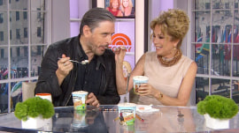 Kathie Lee and Craig Ferguson try new vegan Ben and Jerry's flavors