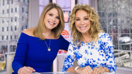 Kathie Lee is back, and clues us in on Hoda and Haley Joy