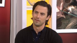 Milo Ventimiglia dishes on 'This Is Us' (and his real age)