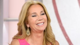 Kathie Lee phones in to TODAY: She's sick and she's snowed in!