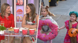 Savannah Guthrie and Jenna Bush Hager: Our daughters are pals