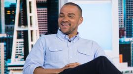 Jesse Williams talks about 'Grey's Anatomy' and creator Shonda Rhimes