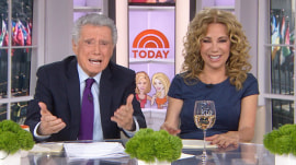 What the heck is a 'bun-struggle'? Regis and Kathie Lee try to guess