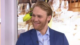 Wyatt Russell on new film 'Table 19' and why he gave up hockey for acting
