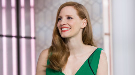 Jessica Chastain: 'The Zookeeper's Wife' was a 'labor of love'