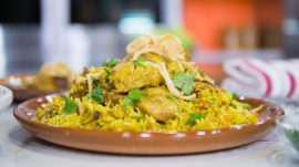 Chicken biryani, warm lentil salad: Try these delicious Indian dishes