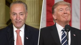 Chuck Schumer: Trump's 'speeches and the reality don't match'