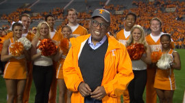 University of Tennessee is ready to try for Guinness record with Al Roker