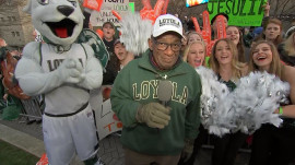Rokerthon: Loyola University Maryland students aim to set Guinness record