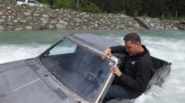 Rossen Reports update: What do you do if your car gets swept away in a flood?