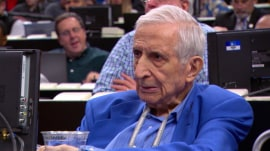 Why 96-year-old sports writer Sid Hartman isn't slowing down: 'This is fun for me'