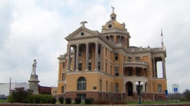 See why the world's biggest companies face patent lawsuits in this small Texas town
