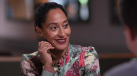 Tracee Ellis Ross: 'I got a good mix' of traits from both of my parents