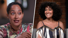 Tracee Ellis Ross: Talking about my hair is about sending a message