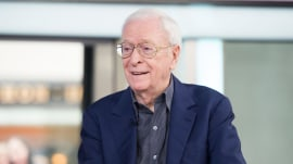 Michael Caine on 'Going in Style': 'We're not real crooks'