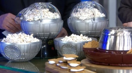 Death Star popcorn maker, personal robot: See the wackiest new gadgets