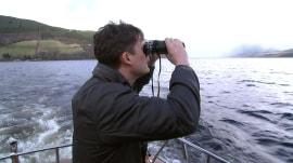 In search of the Loch Ness Monster with Keir Simmons