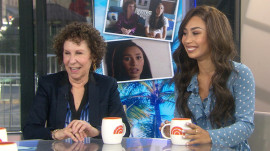 'Cheers' star Rhea Perlman now stars on YouTube Red's 'Me and My Grandma'