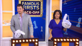 Nick Lachey helps you celebrate March 1 with a Famous Firsts trivia game