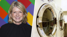 Martha Stewart: It's 'all right' to leave wet clothes in washer overnight