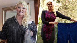 Woman loses over 70 pounds and changes her life