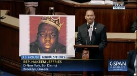 Rapping on the House floor: Congressman pays tribute to Biggie Smalls